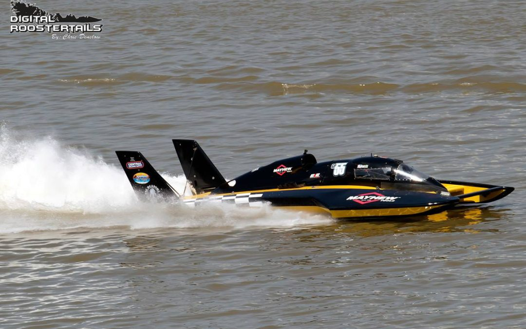 Mayhew Tools Boat Wins Grand Prix World Series'  North American Championship Race
